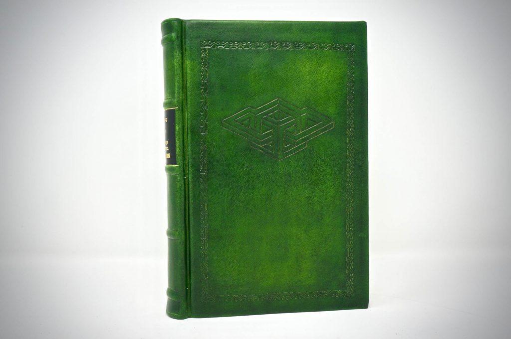 Boston Harbor Bookbindery www.bostonharborbooks.com  Going to Wings custom design for book cover