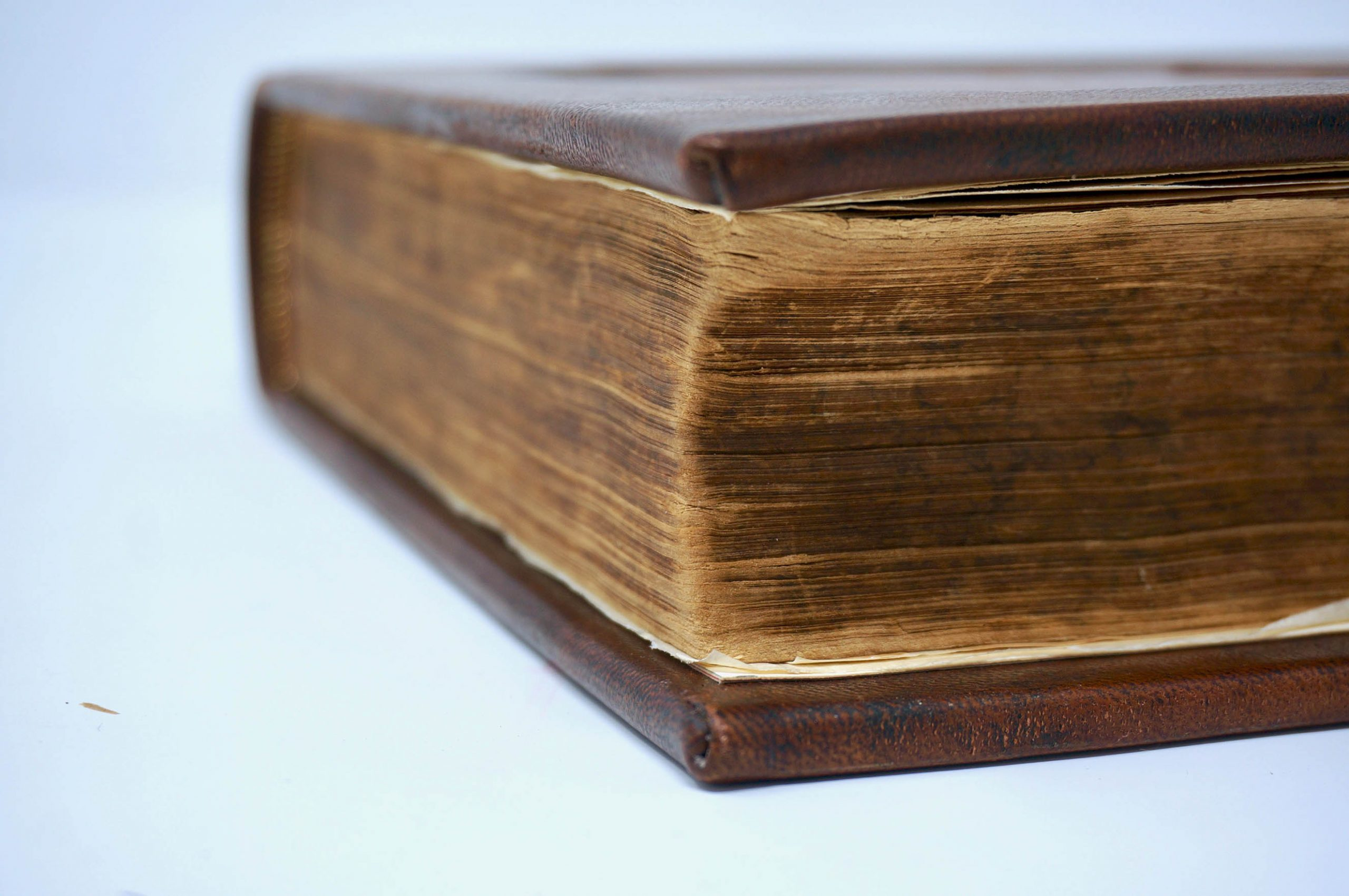 Bijbel Restoration Boston Harbor Bookbindery https://bostonharborbooks.com/